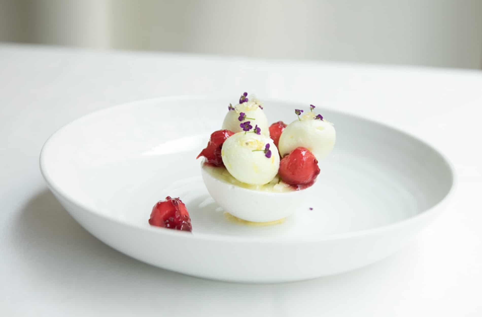 Restaurant Pertinence - Plats : Dessert